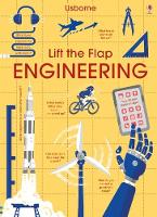 Cover for Lift-the-Flap Engineering by Rose Hall
