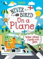Cover for Never Get Bored on a Plane by Andrew Prentice