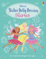 Cover for Sticker Dolly Dressing Fairies by Leonie Pratt