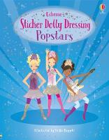 Cover for Popstars by Lucy Bowman