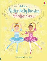 Cover for Sticker Dolly Dressing Ballerinas by Leonie Pratt