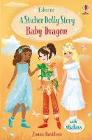 Cover for Baby Dragon by Zanna Davidson