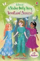 Cover for Woodland Princess by Zanna Davidson