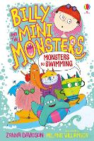 Cover for Monsters go Swimming by Zanna Davidson