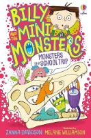 Cover for Monsters on a School Trip by Zanna Davidson