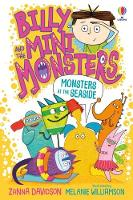 Cover for Monsters at the Seaside by Zanna Davidson