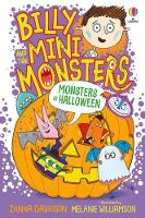 Cover for Monsters at Halloween by Zanna Davidson