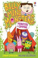 Cover for Monsters Go Camping by Zanna Davidson