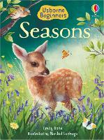 Cover for Seasons by Emily Bone