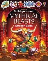 Cover for Build Your Own Mythical Beasts by Simon Tudhope