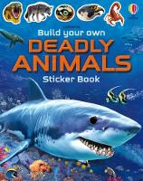 Cover for Build Your Own Deadly Animals by Simon Tudhope