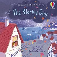 Cover for The Stormy Day by Anna Milbourne, Anna Milbourne