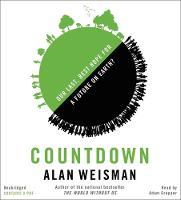 Cover for Countdown  by Alan Weisman