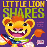 Cover for Little Lion Shares by Michael S. Dahl