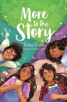 Cover for More to the Story by Hena Khan