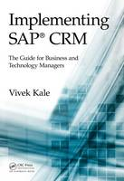 Cover for Implementing SAP (R) CRM  by Vivek Kale