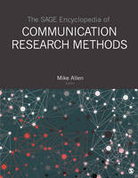 Cover for The SAGE Encyclopedia of Communication Research Methods by Mike Allen