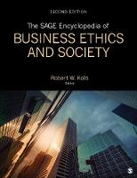 Cover for The SAGE Encyclopedia of Business Ethics and Society by Robert W. Kolb