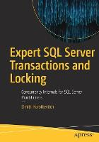 Cover for Expert SQL Server Transactions and Locking  by Dmitri Korotkevitch