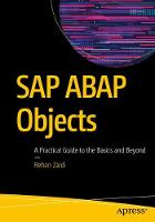 Cover for SAP ABAP Objects  by Rehan Zaidi
