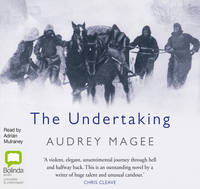 Cover for The Undertaking by Audrey Magee