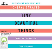 Cover for Tiny Beautiful Things  by Cheryl Strayed