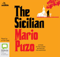 Cover for The Sicilian by Mario Puzo