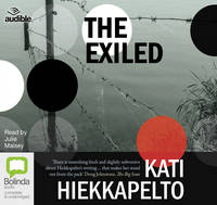 Cover for The Exiled by Kati Hiekkapelto