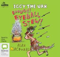 Cover for Euuugh! Eyeball Stew! by Clive Mantle