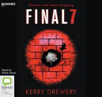 Cover for Final 7 by Kerry Drewery