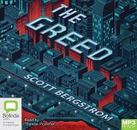Cover for The Greed by Scott Bergstrom