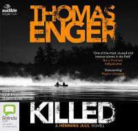 Cover for Killed by Thomas Enger