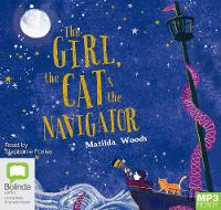 Cover for The Girl, the Cat and the Navigator by Matilda Woods