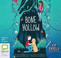 Cover for Bone Hollow by Kim Ventrella
