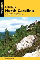 Cover for Hiking North Carolina  by Randy Johnson