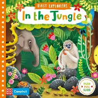 Cover for In the Jungle by Jenny Wren