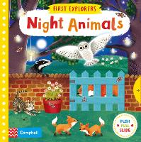 Cover for Night Animals by Jenny Wren