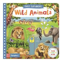 Cover for Wild Animals by Jenny Wren