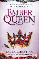 Cover for Ember Queen by Laura Sebastian