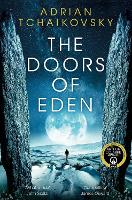 Cover for The Doors of Eden by Adrian Tchaikovsky