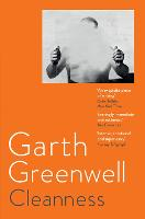 Cover for Cleanness by Garth Greenwell