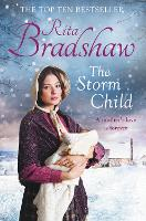 Cover for The Storm Child by Rita Bradshaw