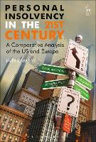 Cover for Personal Insolvency in the 21st Century  by Iain Ramsay