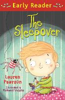 Cover for Early Reader: The Sleepover by Lauren Pearson