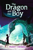 Cover for The Dragon and Her Boy by Penny Chrimes