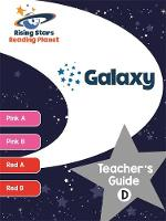 Cover for Reading Planet Galaxy Teacher's Guide D (Pink A - Red B) by Alison Milford