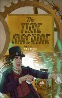 Cover for Reading Planet - The Time Machine - Level 6: Fiction (Jupiter) by Helen Dennis