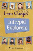 Cover for Reading Planet KS2 - Game-Changers: Intrepid Explorers - Level 5: Mars/Grey band by Helen Chapman