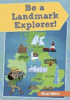 Cover for Reading Planet KS2 - Be a Landmark Explorer - Level 1: Stars/Lime band by Alison Milford