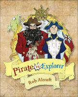 Cover for Reading Planet KS2 - Pirate vs Explorer - Level 1: Stars/Lime band by Rob Alcraft